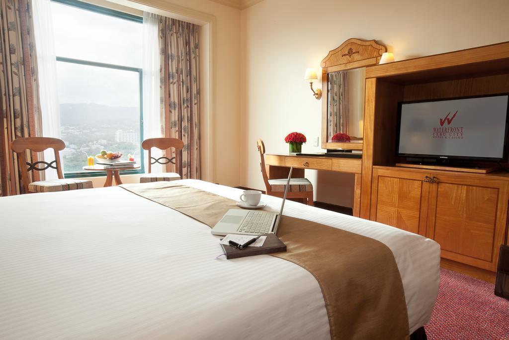 Waterfront Cebu City Hotel & Casino о. Себу