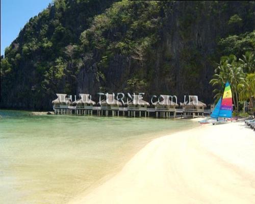 El Nido Miniloc Island Resort Филиппины Палаван