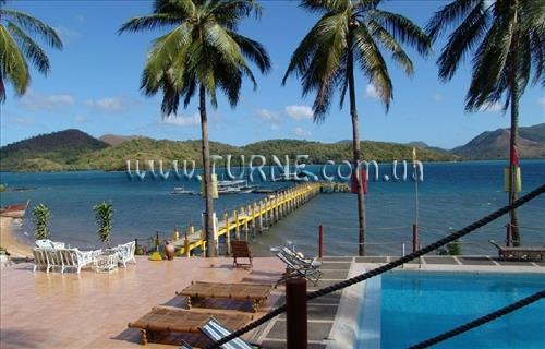 Dive Link Resort Филиппины Палаван
