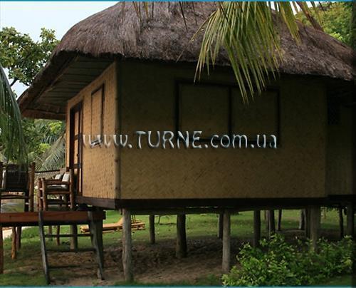 Отель Sangat Island Dive Resort Палаван