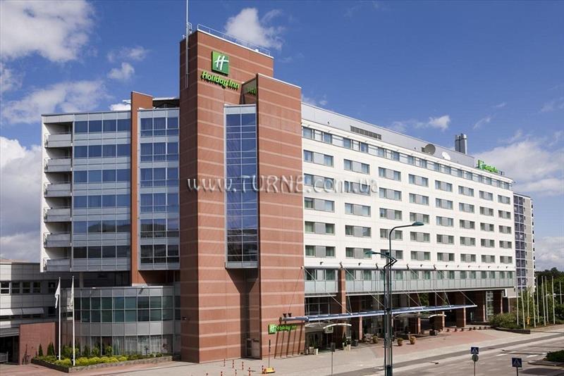 Фото Holiday Inn Helsinki Exhibition And Convention Centre Финляндия