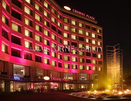 Отель Crowne Plaza Хельсинки
