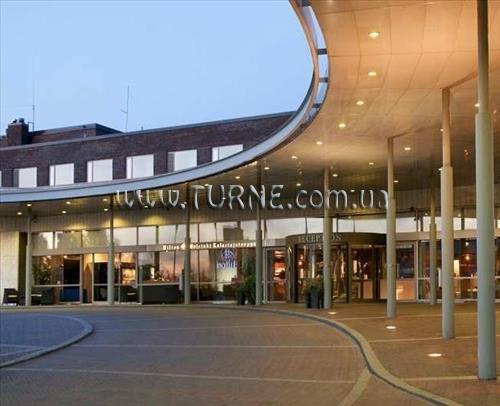 Hilton Helsinki Kalastajatorppa Хельсинки