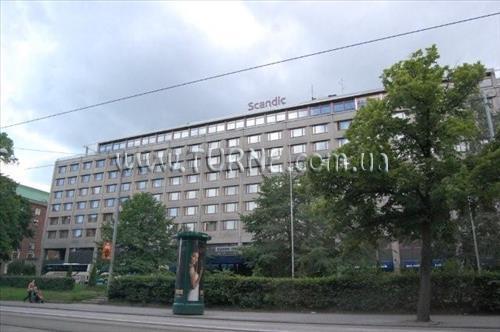 Отель Scandic Continental Финляндия Хельсинки