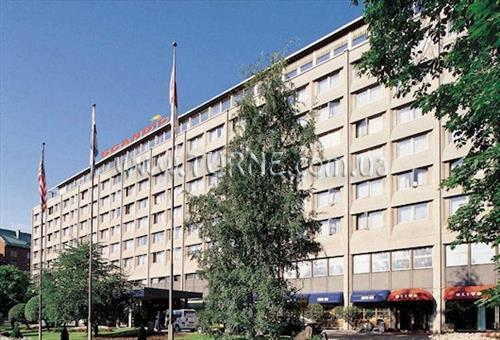 Отель Scandic Continental Хельсинки