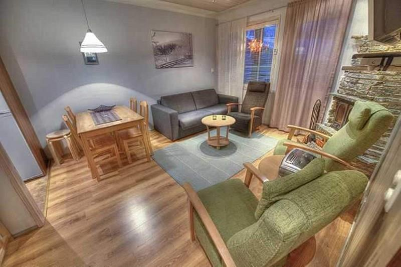 Отель Alppitahti C104 (41м2 + 23 М2) Финляндия Леви