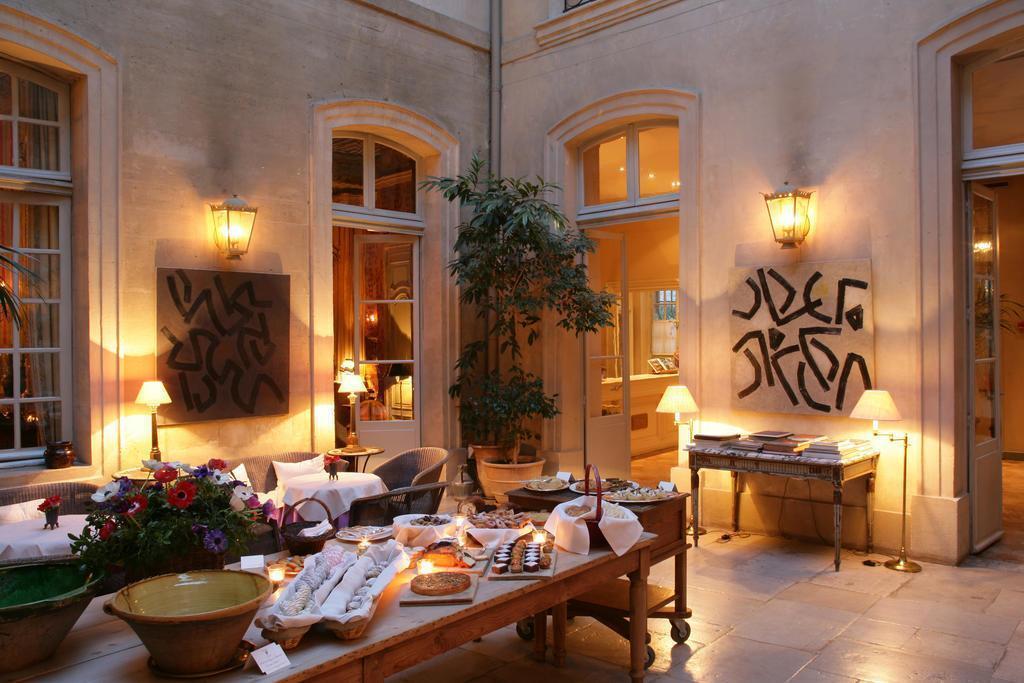 Отель La Mirande Франция Авиньон