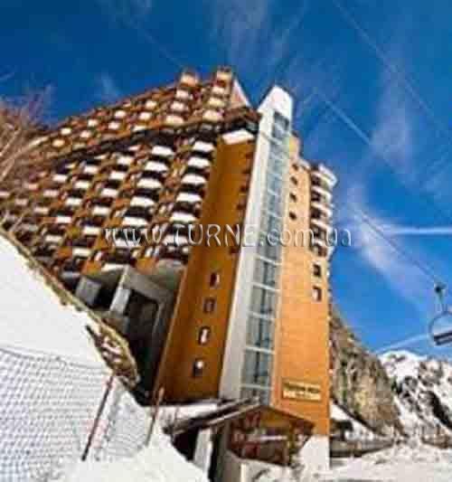 Отель Maeva Residence L'Hermine Франция Авориаз