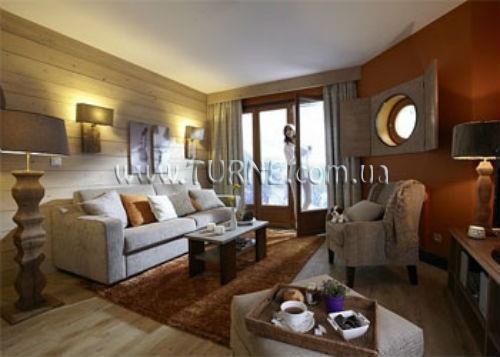 Отель L'Amara Residence Premium Авориаз