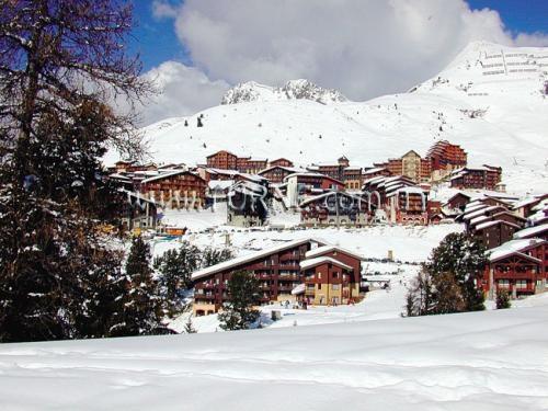 Отель Pierre & Vacances Residence Les Gemeaux Бель Плань