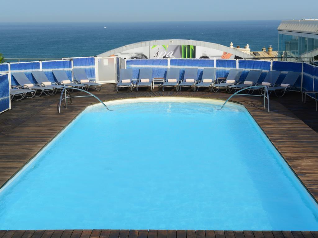 Отель Radisson Blu Biarritz Биарриц