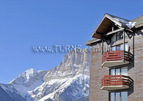 Отель Residence Les Dolomites Гренобль