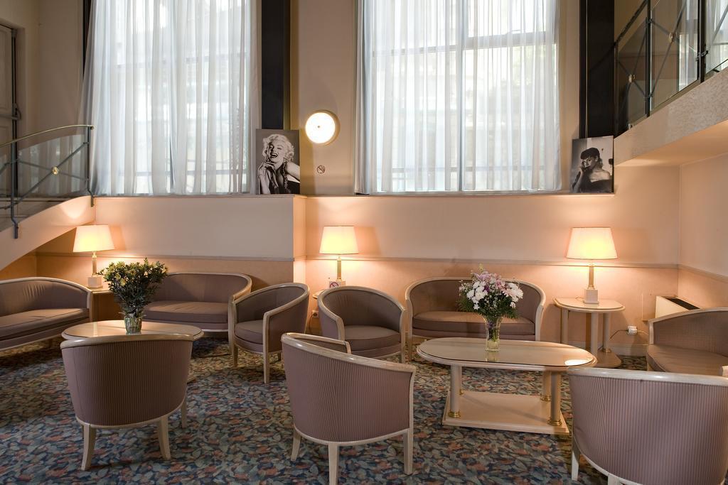 Отель Belle Plage Франция Канны