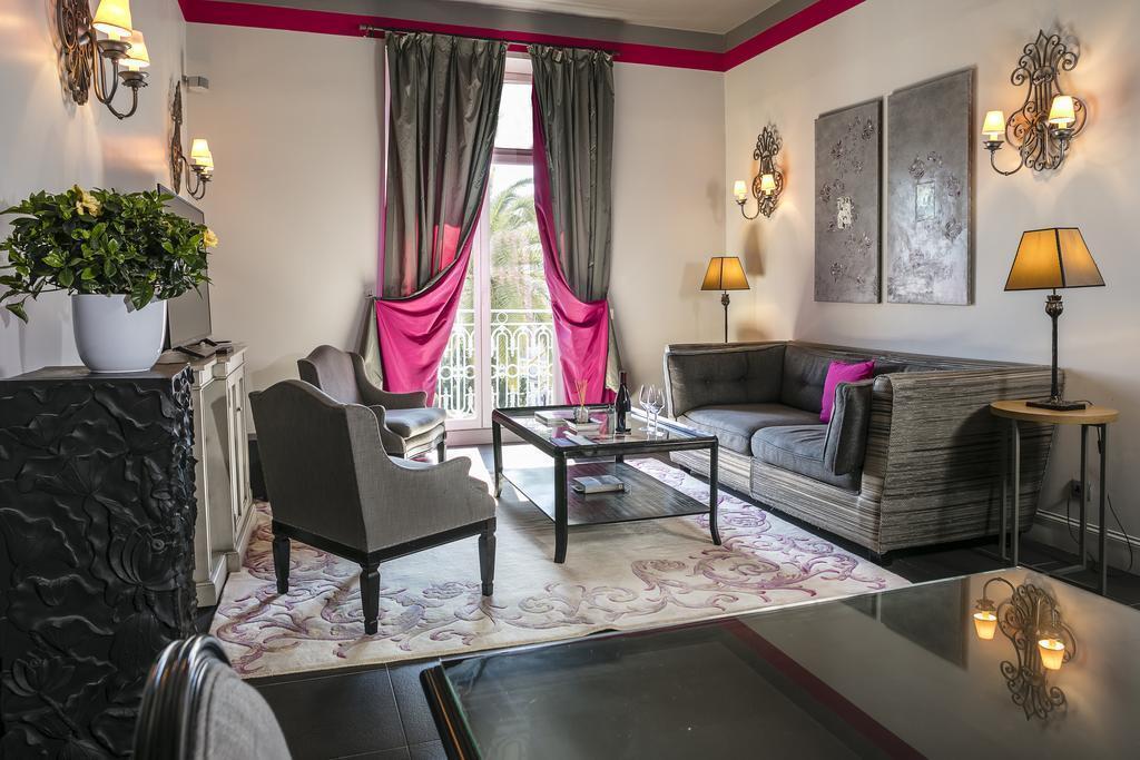 Villa Garbo Франция Канны
