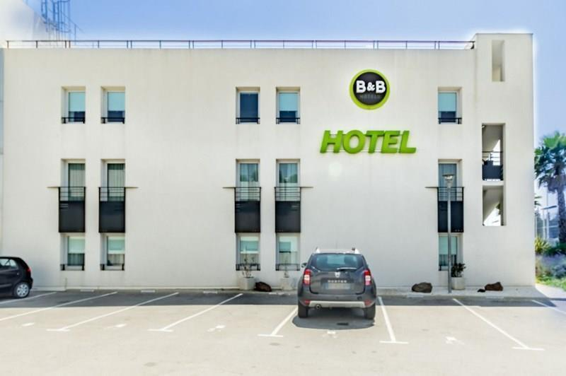 B&B Hotel Cannes Ouest La Bocca