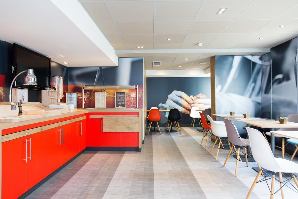Отель Ibis Cannes Centre Канны
