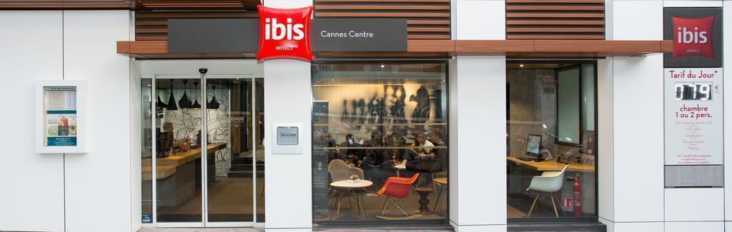 Фото Ibis Cannes Centre Франция Канны