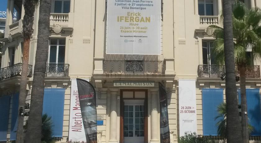 Отель Ibis Cannes Centre Франция Канны