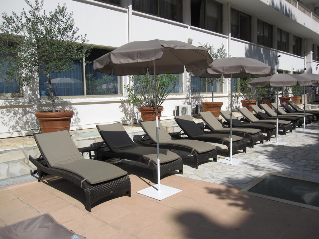 Отель Cannes Palace Канны