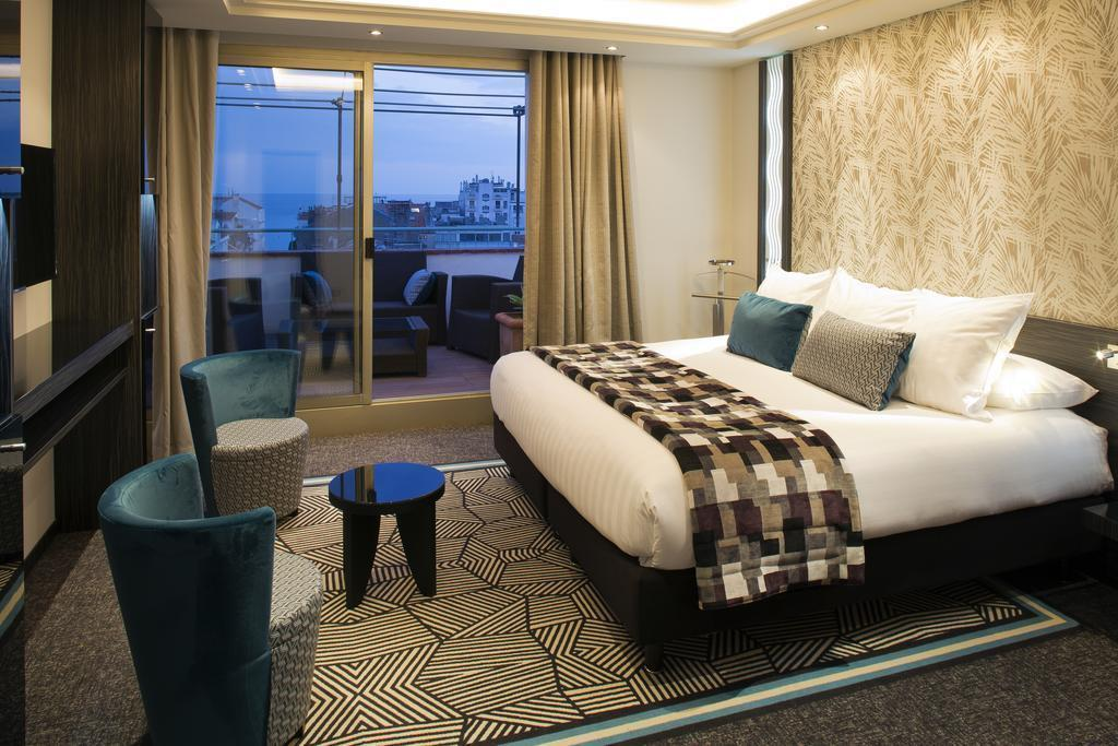 Отель Best Western Mondial Канны