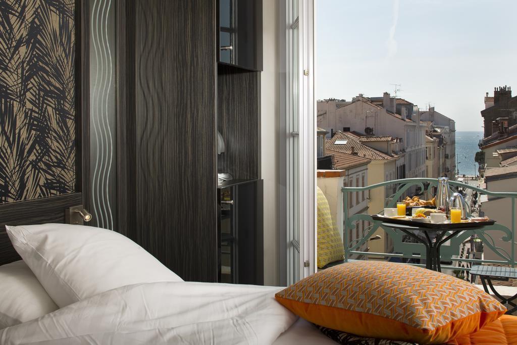 Отель Best Western Mondial Франция Канны