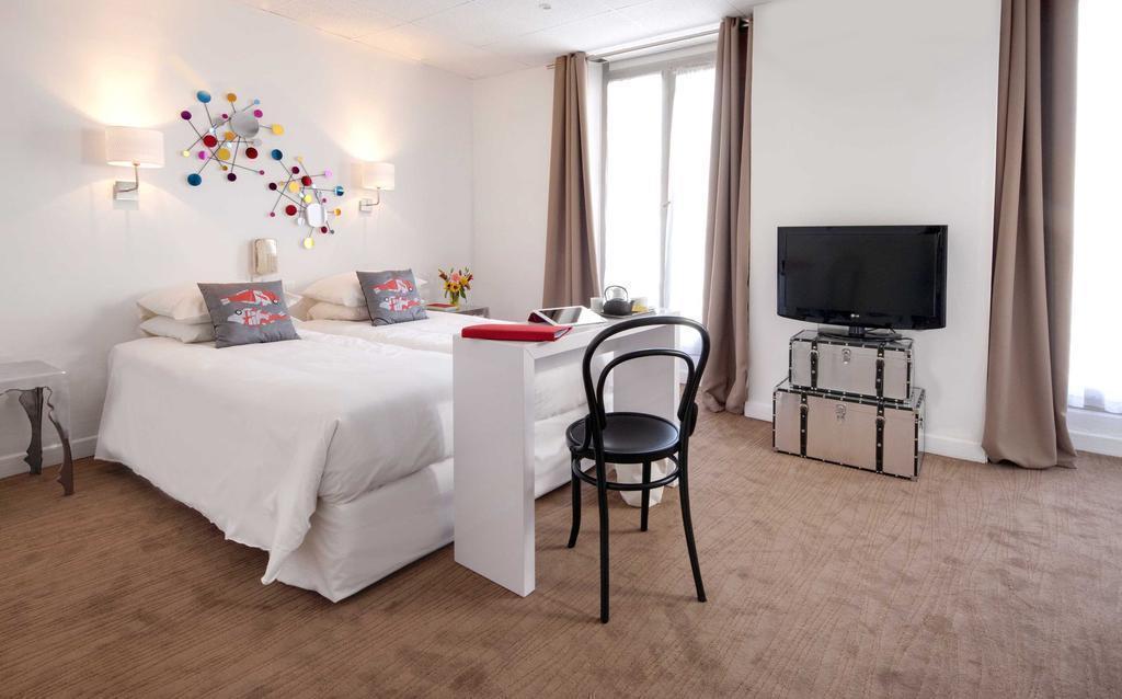 Отель Hotel Colette Франция Канны