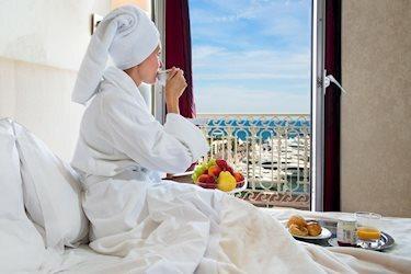 Splendid Hotel & Spa / Gounod Hotel Nice 4*, Франція, Канни