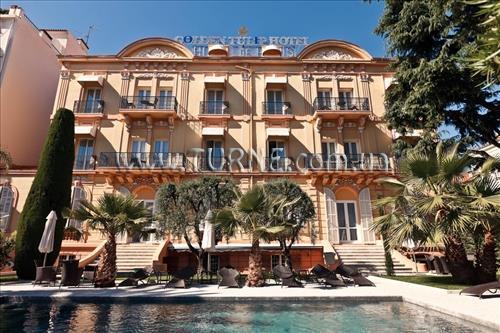 Отель Cannes De Paris Канны