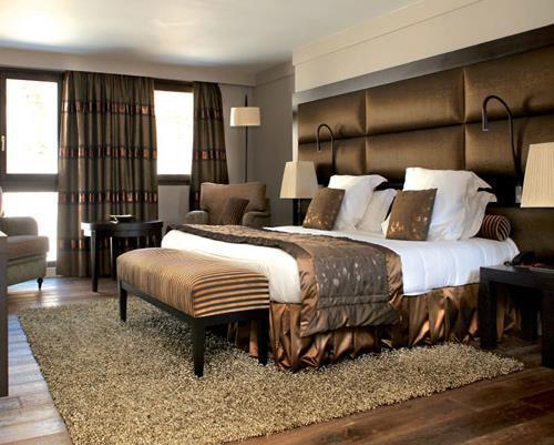 Hotel Les Suites De La Potiniere Куршевель