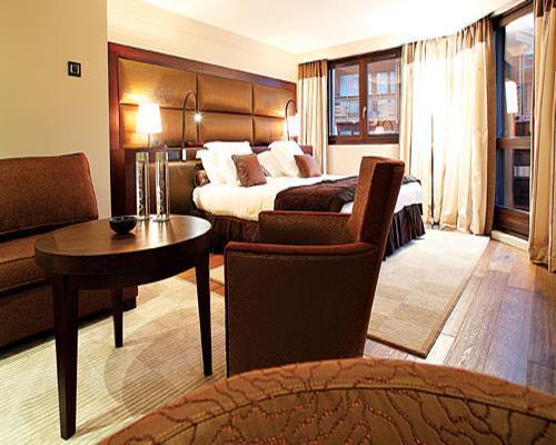 Фото Hotel Les Suites De La Potiniere Франция Куршевель
