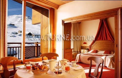 Отель Annapurna Франция Куршевель