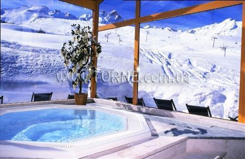 Annapurna Франция Куршевель