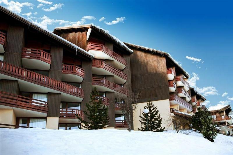 Hotel Club Mmv Les Sittelles (Plagne Montalbert) Ла Плань