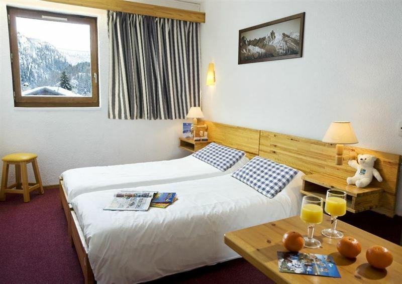 Отель Hotel Club Mmv Les Sittelles (Plagne Montalbert) Франция Ла Плань