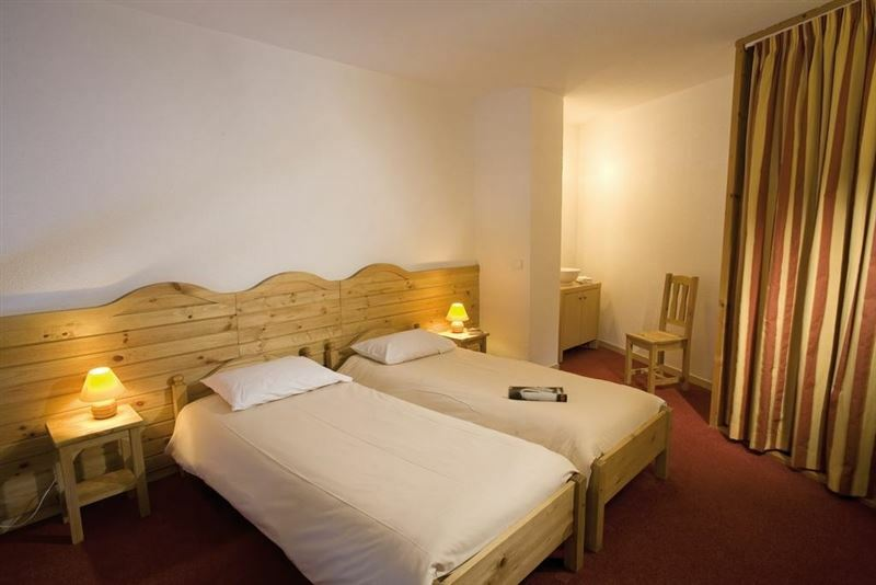 Фото Hotel Club Mmv Les Sittelles (Plagne Montalbert) Ла Плань