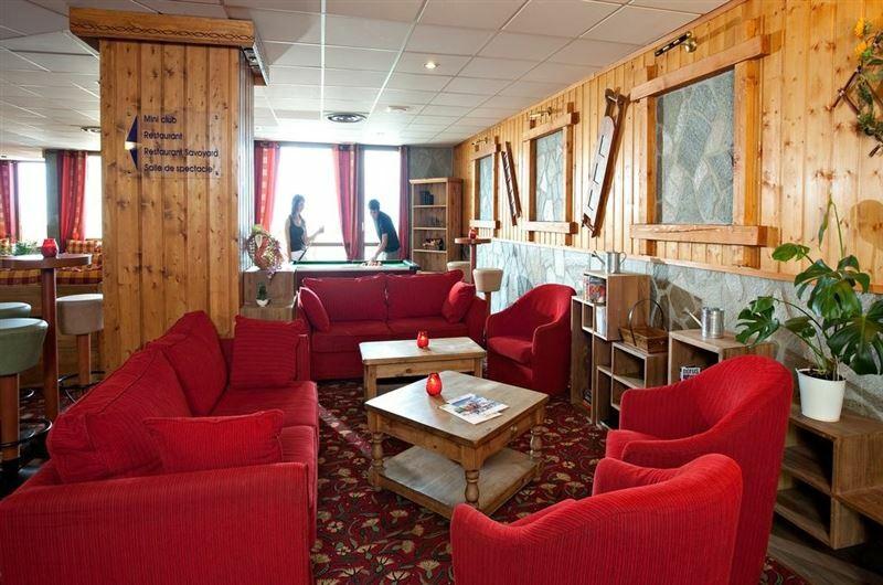 Фото Hotel Club Mmv Les Sittelles (Plagne Montalbert)