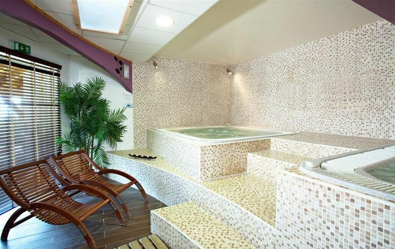 Отель Hotel Club Mmv Les Sittelles (Plagne Montalbert) Ла Плань
