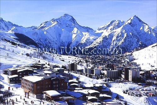 Фото Residence Les 2 Alpe Ле Дез Альп