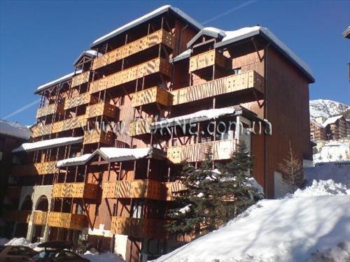 Отель Residence Les 2 Alpe Франция Ле Дез Альп