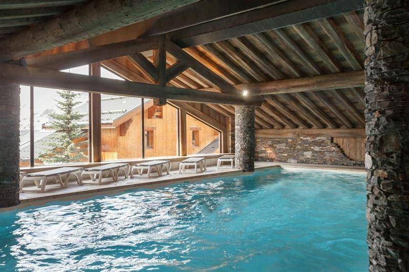 Отель Pierre & Vacances Premium Les Alpages de Reberty Ле Менюир