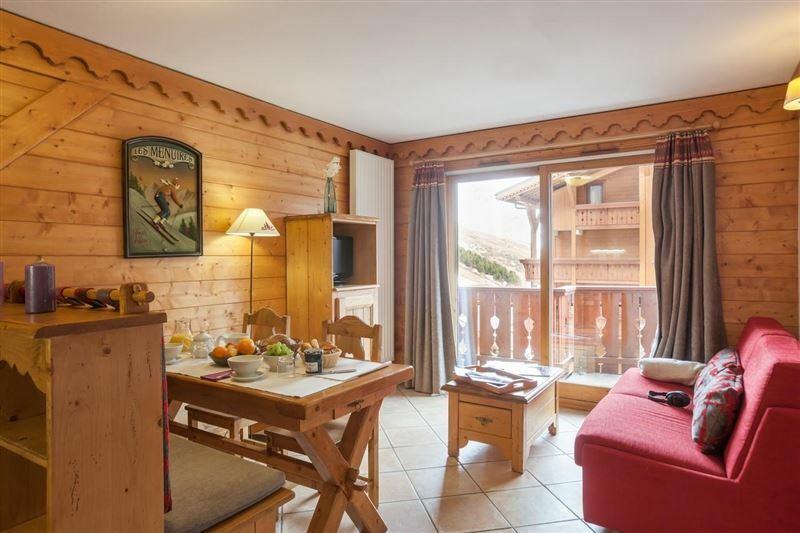 Отель Pierre & Vacances Premium Les Alpages de Reberty Франция Ле Менюир