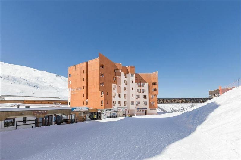 Отель Residence Pierre & Vacances Aconit Ле Менюир