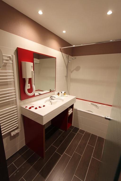 Hotel Lyon-Ouest Франция Лион