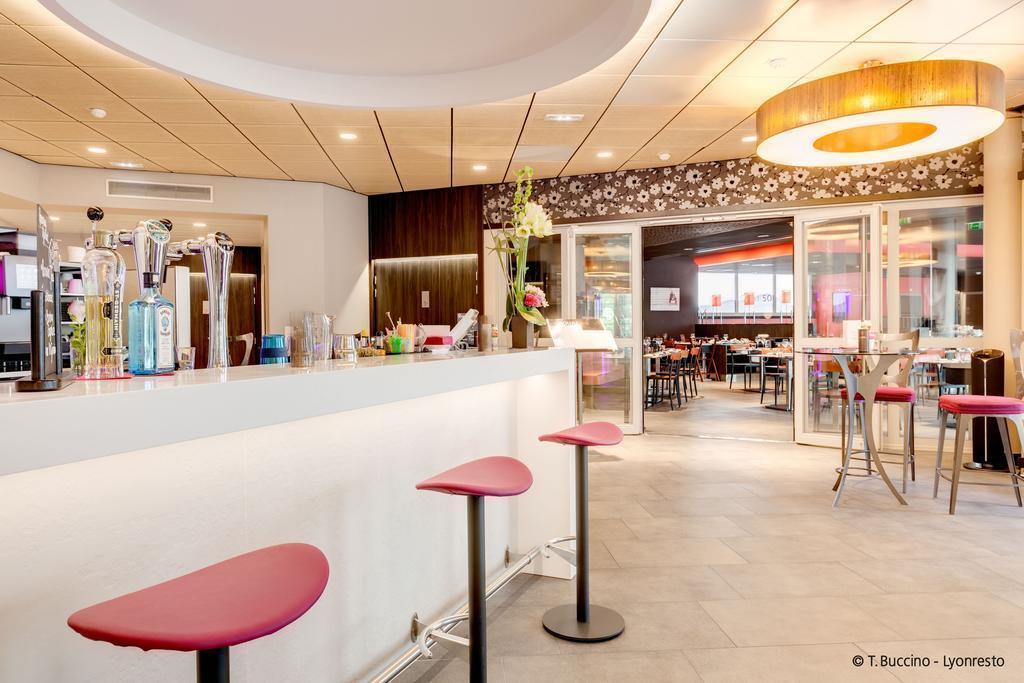 Отель Hotel Lyon-Ouest Лион