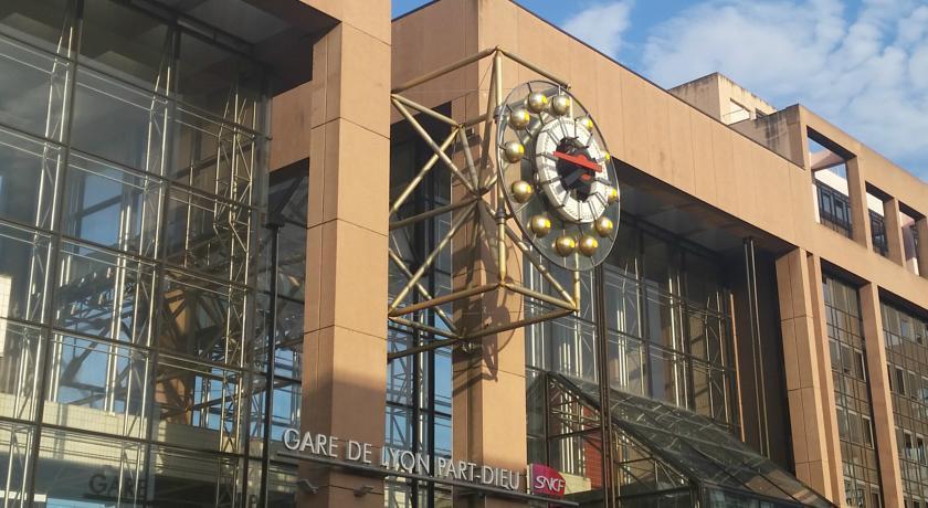Отель Ibis Lyon Gare Part-Dieu Франция Лион