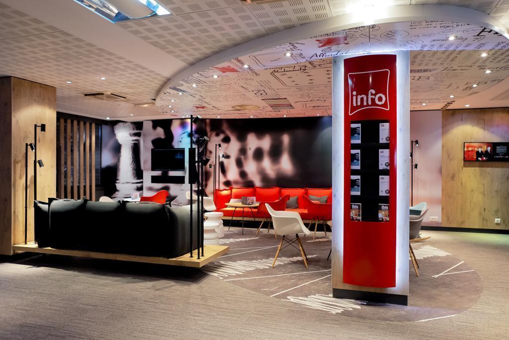 Ibis Lyon Gare Part-Dieu