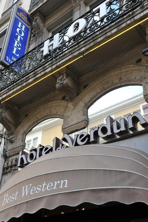 Фото Best Western Hotel De Verdun Лион