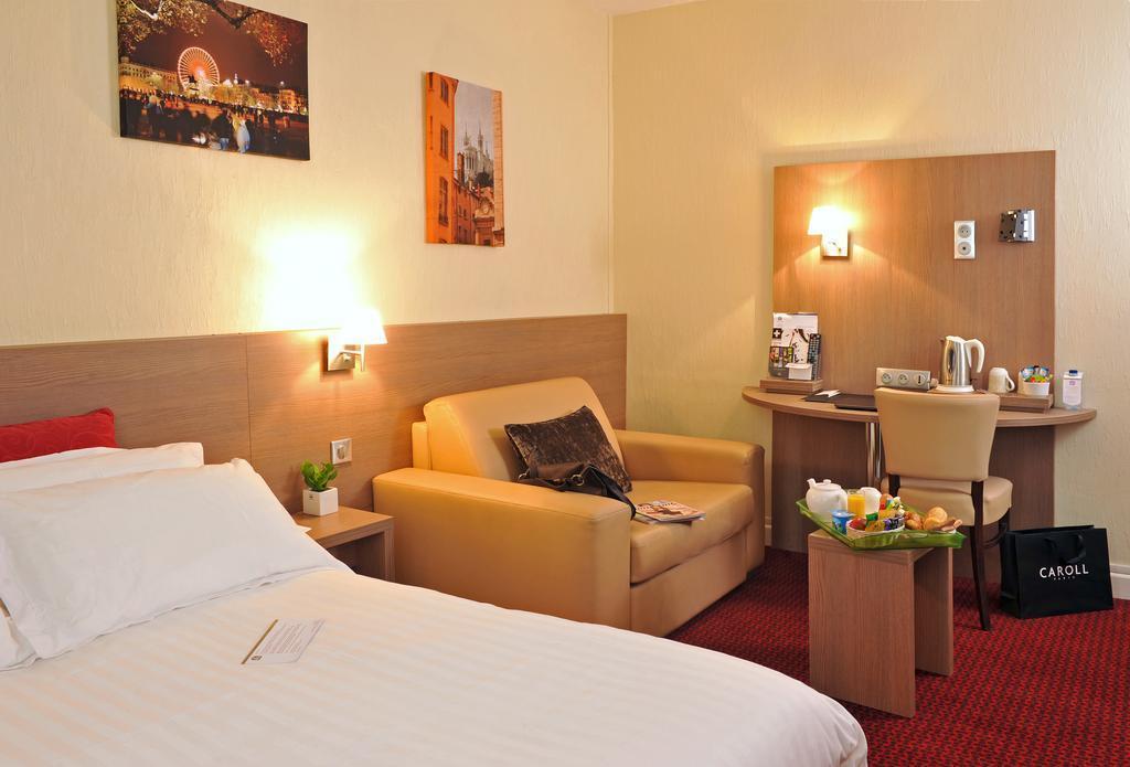 Отель Best Western Hotel De Verdun Лион