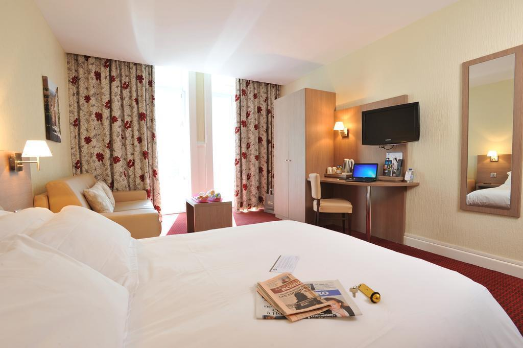 Best Western Hotel De Verdun Франция Лион