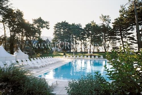 Отель Royal-Thalasso Barriere Франция Ля Боль
